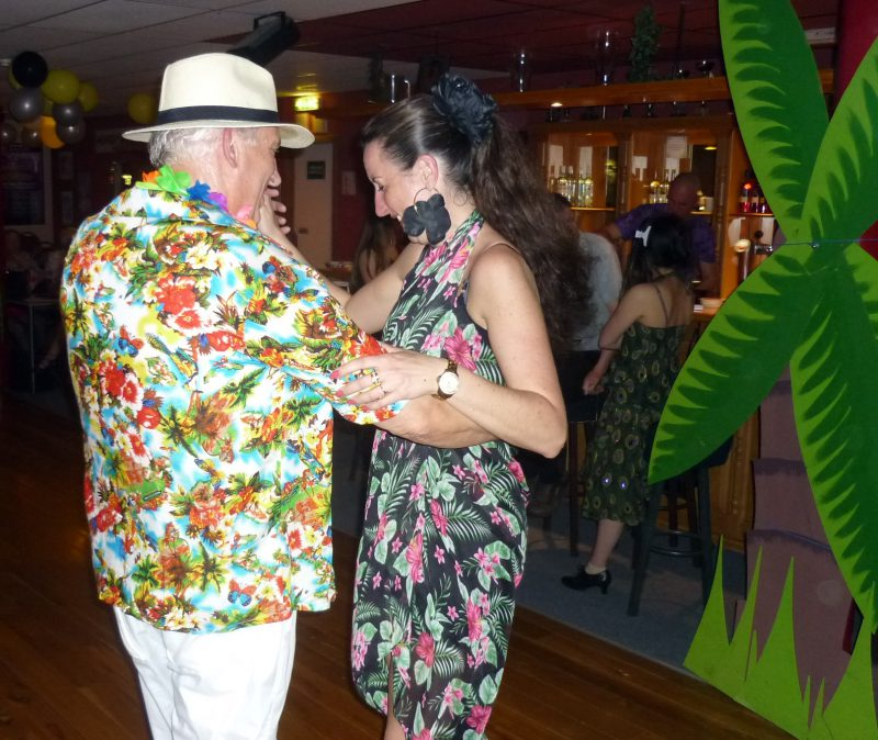 Tropical night 2017